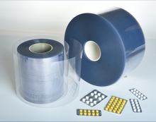 Pharma Grade PVC/PVDC PVC/PE Coated Film;