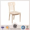 New product white wood restaurant tables and chairs