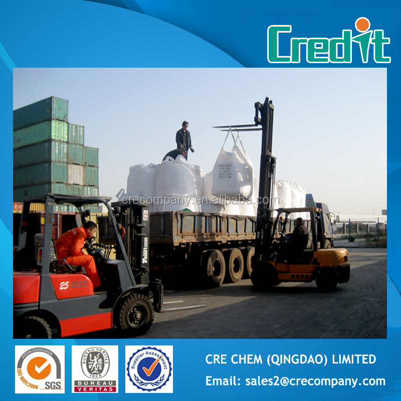 leading China CaCl2 manufacturer calcium chloride