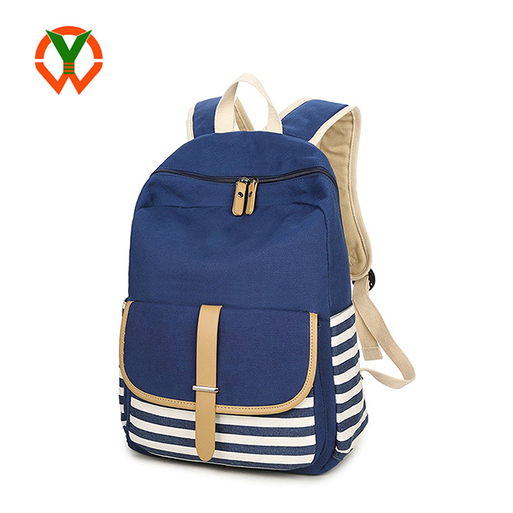 Hot Selling Large Capacity Backpack School Supplies Travel Bag For Girls (YCBU)