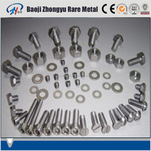 Titanium standard parts or screw for motorcycle