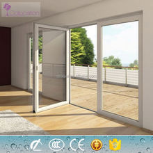 double glass aluminum windows pictures at cheap price