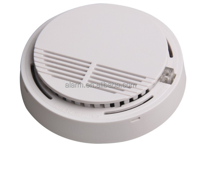 Cheapest! smoke alarm with EN14604 approved smoke and fire alarm detector