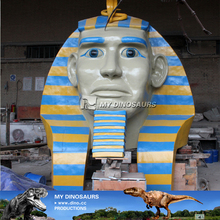 My-dino Hot New Product Polyurethane Statues Of Architecture Model Sphinx Head