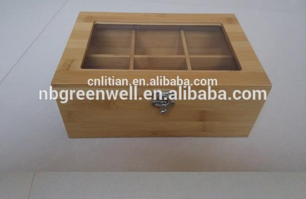 high quality materials deft design pill box 6 compartments