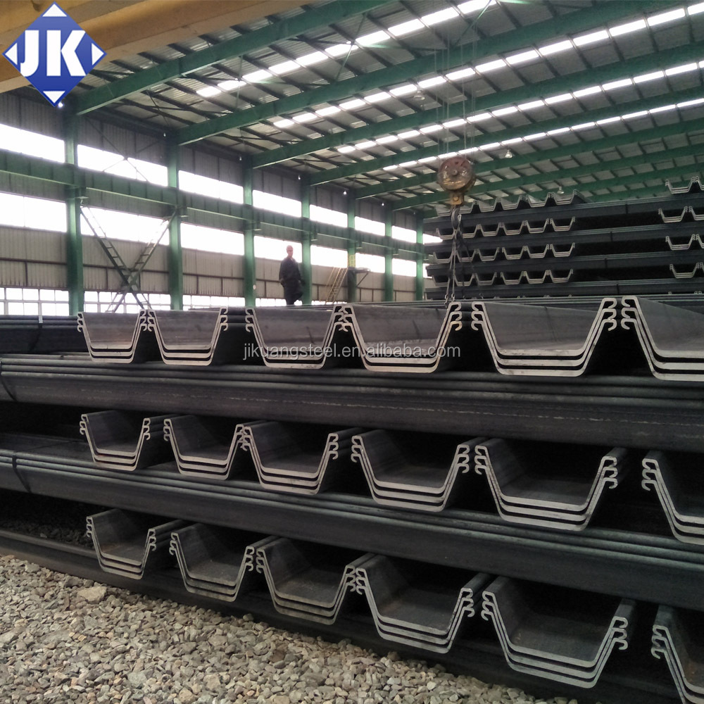 Wholesale Top Quality Low Price durable vinyl steel sheet pile