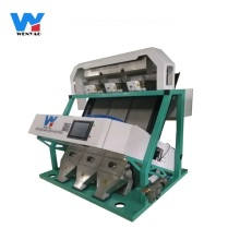3 chutes digital color ccd separation white pepper color sorter machine