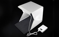 Factory supply Creative USB LED Light Portable Mini Photo Studio