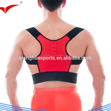 Gym waist training belt neoprene magnetic back support