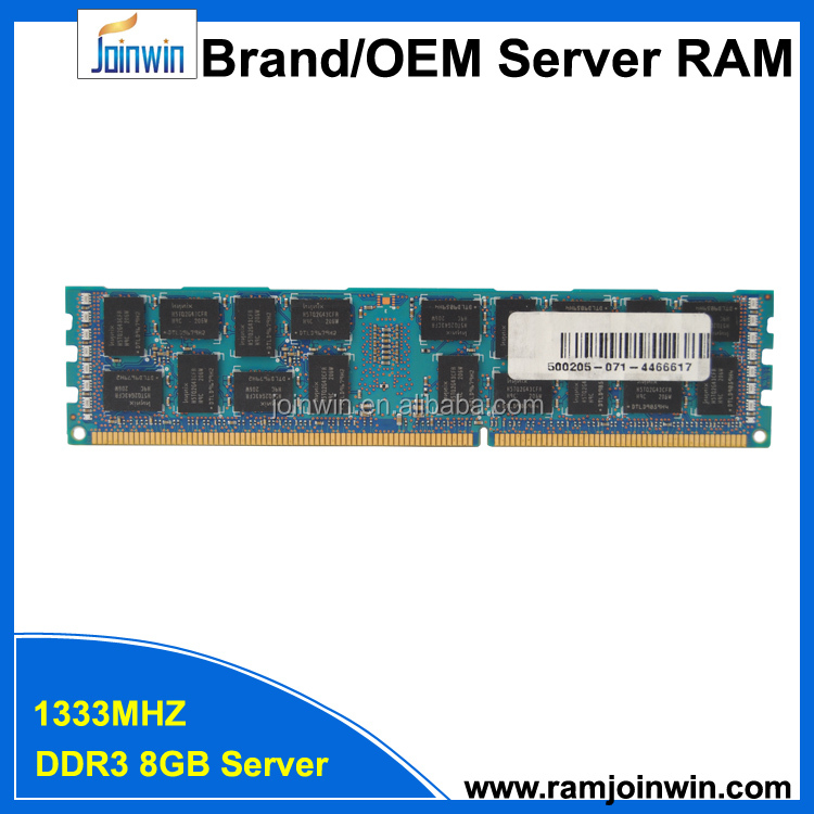 Wholesale Server Applicationg1333mhz 2R*4 ddr3 8gb ram with EET Chip