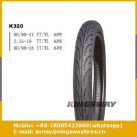 three wheeler butyl inner tube 400-8 with TR87 valve