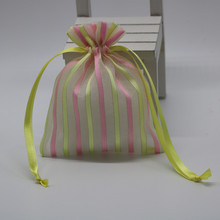 Large Chrismas Organza Gift Bags Custom Printed Organza Pouch Wholesale Organza Bag