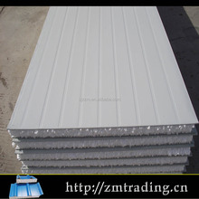 chinese building supplies styfoam EPS sandwich panel