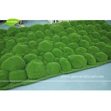 GNW BOX024-5 China Home Decor Wholesale Garden Landscaping Waterproof Green Plants Artificial Decorative Moss