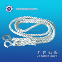 High strength nylon rope pulley with factory price