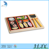 High end Montessori Wooden kids kitchen toys