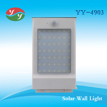 49 Led Rainproof Solar Powered Outside Led Lights For Garden