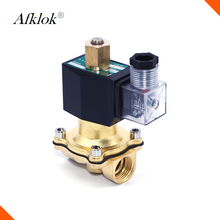 5/2 way double gasoline solenoid valve