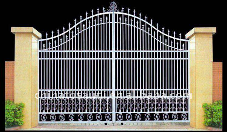 Fashional Durable Main Gate Designs