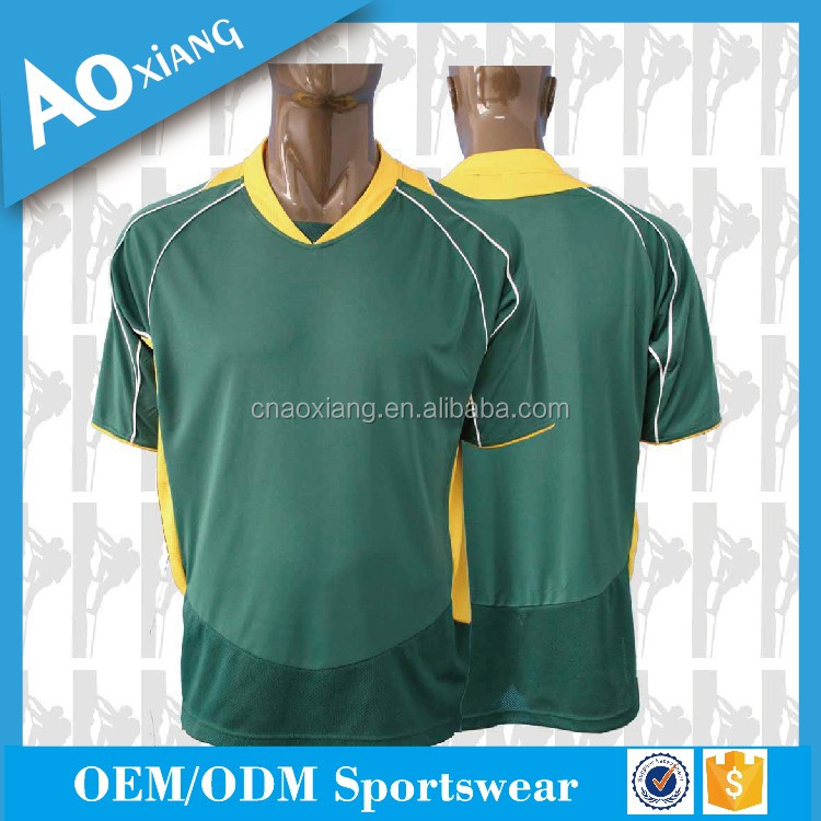 custom orginal famous adults team referee shirt soccer jersey