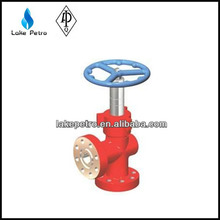 Oil Equipment Choke Valve (main part of Christmas tree)