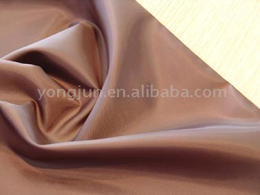 190T polyester taffeta plain lining fabric rugular item