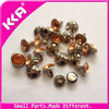 Cheap hot selling colorful Rhinestone rivet/crystal rhinestone rivet/garment rivet