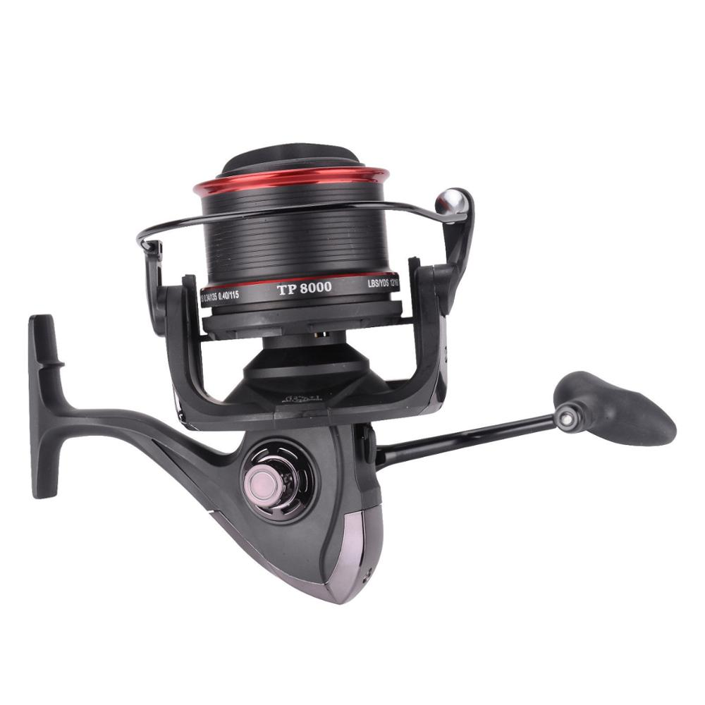 Double Speeds Sea Boat Big Game Conventional Trolling Fishing Reel 30 50 80 Gold