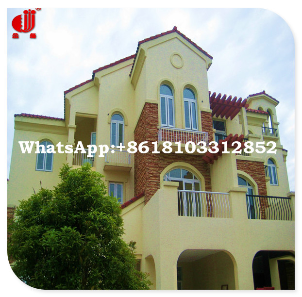 elastic Stucco exterior wall paint