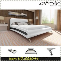 bedroom furniture simple double bed