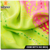 China Supplier Garment And Textiles Silk Fabric