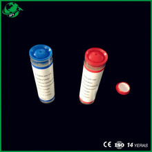 Sterile Red Glass Capillary Heparin Tube