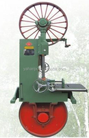 log vertical band saw mill machine / panel saw for lumber
