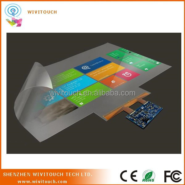 Wivitouch, Touch High Quality Touch Foil Film, Touch Your Furture!
