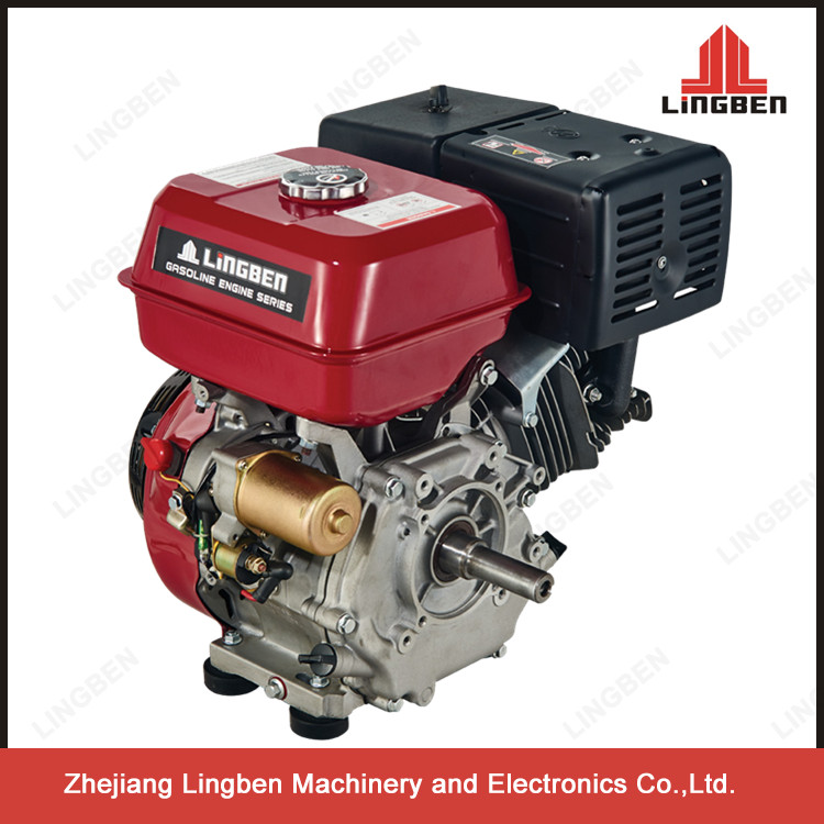 TaiZhou Lingben Single Cylinder 13HP Honda Gasoline Engine GX 390 Engines LB188F