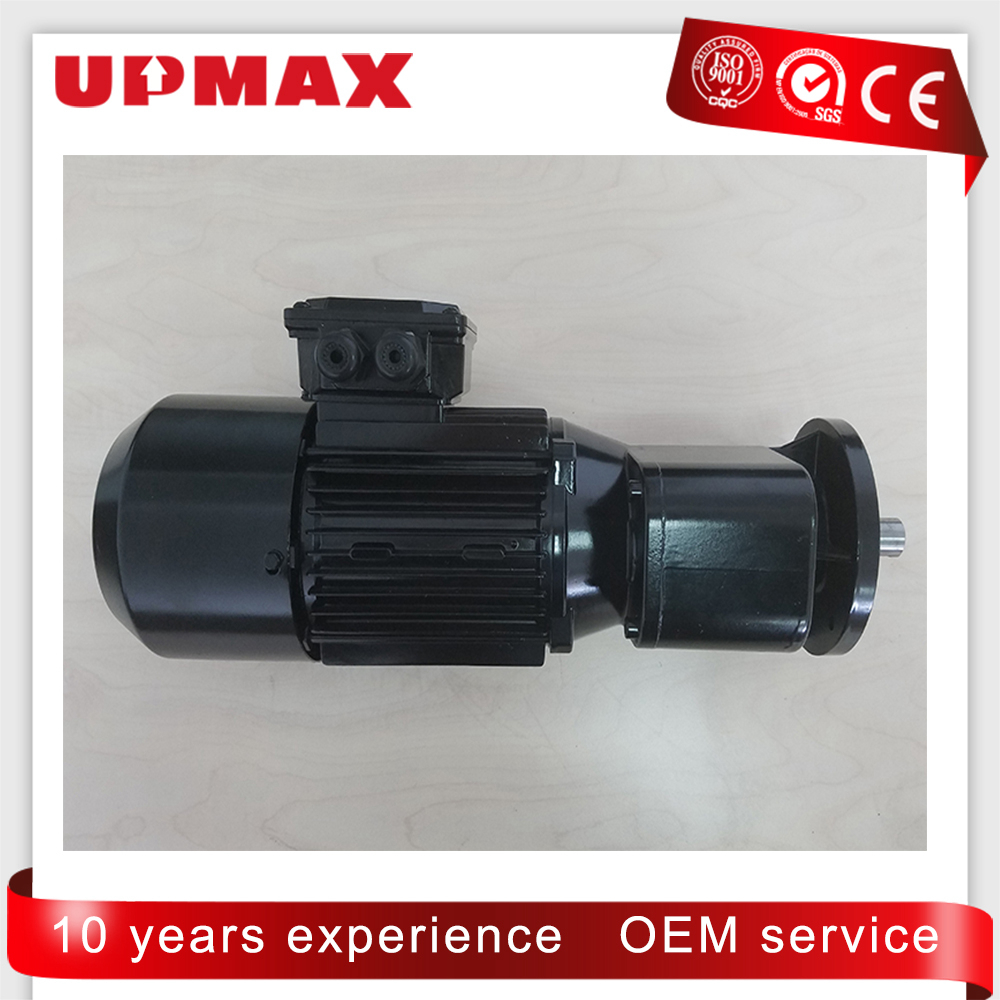 ABM type motor for european style hoist ABM SEW motor end carriage