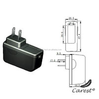 Plastic Mobil Phone Charger Shell Factory