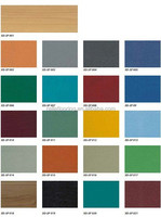 professional soft colorful indoor PVC basketball sports flooring