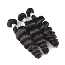 2017 New Loose Wave Hair Styles Pictures Virgin Brazilian Hair Bundles Unprocessed