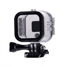 45m Underwater Waterproof Housing Hard Diving Protective Case For <strong>Gopro</strong> 4S