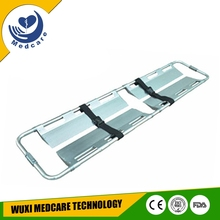 MTS2 transfer connecting medical stretcher scoop bed