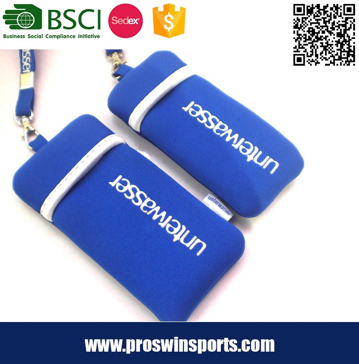 China Manufacturer Wholesale Any size is available neoprene mobile phone case