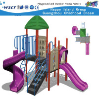 18 funny games of outdoor playground equipment for children on hot sale