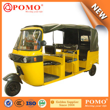 2016 China Popular High Quality Rear Engine 200CC Air Cooled Passenger Tricycle Tuk Tuk Auto Rickshaw Price