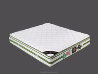 Factory Price king size Bedroom 3D Latex Mattress wholesale