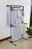 Metal clothes hanger HL-150BL