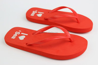 high quality flat beach flip flop custom fashion slippers,wedding slippers