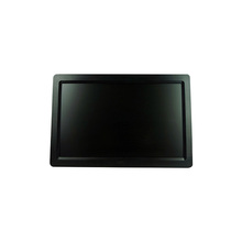 "12"" Inch LCD Photo Picture Frame Digital MP3 Loop Video Play Black"