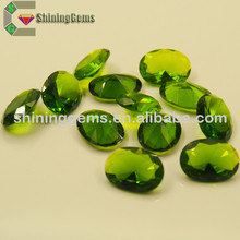 High quality glass gemstones for vases gemstone malaysian jade from china