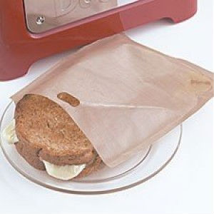 New product - High Temeperature Resistant Cooking Bag - PTFE coated non-stick Kitchen Bakeware